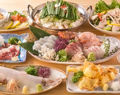 九州の地魚料理 侍 神楽坂店の写真