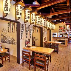 寿司と黒毛和牛 鮪一番 恩納サンセットモール名嘉真店の雰囲気1