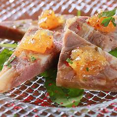 料理メニュー写真アンティパスト・デル・ジョルノ(日替わりの前菜)