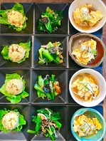 色鮮やかな、季節の小金井野菜