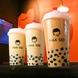 厳選した台湾茶と自家調整した北海道牛乳を使用