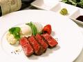 料理メニュー写真宮崎牛ステーキ