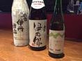 伊丹は日本酒も有名。日本酒だけどオシャレにワイングラスで!