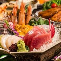 【南池袋で鮮魚を堪能】厳選日本酒とも相性抜群