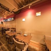 渋谷の癒しのカフェイタリアンレストラン♪