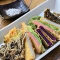 料理メニュー写真【オススメ】天ぷらの盛り合わせ