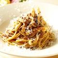 料理メニュー写真世界の松阪 松阪牛の極上ミートソーススパゲッティ