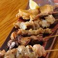 料理メニュー写真【おすすめ!】焼き鳥盛り合わせ(塩・たれ)