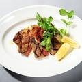 料理メニュー写真牛サーロインのビステッカ 200g