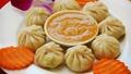 料理メニュー写真ネパール蒸しもも