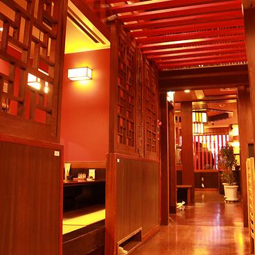 焼肉 大平門 米子店の雰囲気1