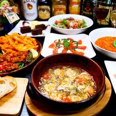 EKEKO'S BEACH HOUSE エケコズビーチハウス 指宿店のおすすめ料理1