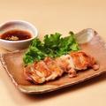 料理メニュー写真麓鶏の激辛網焼き