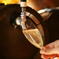 【#スパークリング】BLANK SPACEはアルコールも豊富です★女子会や宴会はスパークリングワインで乾杯!