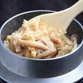 料理メニュー写真桜島鶏の釜飯★