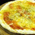 料理メニュー写真Grabのピザ