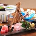 お料理や器も、小物や灯りも、すべては日本の四季を楽しむために。