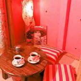 リゾットカフェ 東京基地 渋谷の雰囲気2