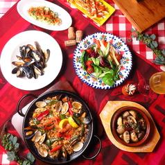 スペイン料理 エルカバーリョ オチョ 小倉馬借店の写真