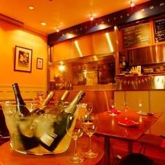 スワンカフェ SWAN CAFE 東銀座店の雰囲気1