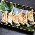 料理メニュー写真餃子(3個)