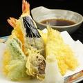 料理メニュー写真天ぷら盛り合わせ - Assorted tempura -