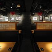 上質なデザイナーズ空間の店内は雰囲気◎女子会や各種宴会にもおすすめ!