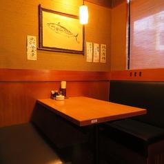 間接照明のぬくもりにホッコリできて落ち着けるお席が魅力。まるで故郷に帰ったかのような温かい気持ちになれる季節食材を使用した≪コース料理≫も各種ご用意しております!