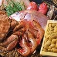 元漁師の店主ですので、もちろん魚のこだわりも半端ではないです!新潟県産の旬魚がたくさん!