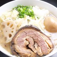 特煮干塩らぁ麺