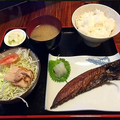 料理メニュー写真魚のくんせい定食