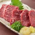 料理メニュー写真鮮馬刺し(3種盛り/5種盛り)