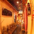 仙台屈指の老舗和食店の雰囲気をどうぞ。
