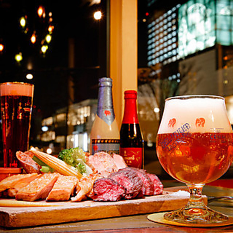 ベルギー本店はギネス認定の「ベルギービールの聖地」デリリウムカフェが新宿に☆