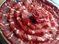 新得産エゾシカ肉