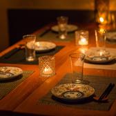 落ち着いた和風空間は接待や商談などにも人気の掘りごたつ半個室や、「隠れ野」という名前だけあって、カップル向けの隠れ家的な半個室もございます。落ち着いた雰囲気でゆったりとお過ごしいただけます。趣ある個室で、貴重な時間をお過ごし下さい。テーブル席も多数ございます♪