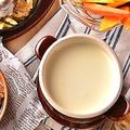 料理メニュー写真とろ~り♪特製チーズフォンデュソースで『肉フォンデュ』!
