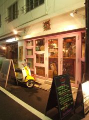 岩井食堂の写真