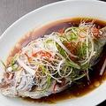 料理メニュー写真魚(甘酢/紅焼(醤油煮)/清蒸)