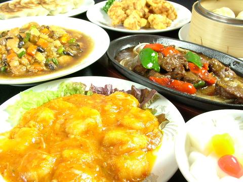 上海料理 豪香飯店