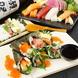 手巻き寿司パーティーが大好評♪家族や友達と♪
