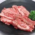 料理メニュー写真≪黒毛和牛≫切り落とし