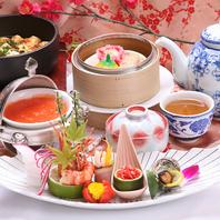 ■種類豊富なお料理■