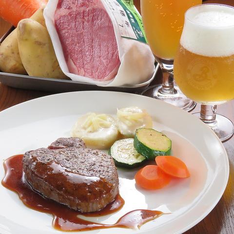 世界のビールは約50種類!こだわりの欧風料理を気軽に堪能できる隠れ家バー