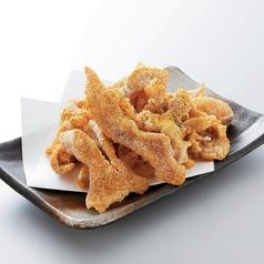 鶏皮せんべい~カレー風味~/もちもちポテトチーズ