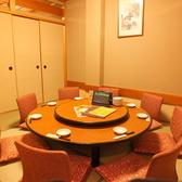 ゆったりとした空間♪個室も複数完備!