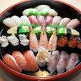 職人が心を込めて握る味・大きさ・鮮度に拘ったお寿司が一貫59円~味わえます!
