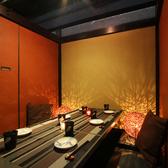 こちらは8~12様向けのお席です☆何人でご来店いただいても個室をご案内いたします!広々プライベート空間でご宴会を!