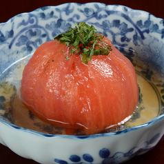 丸ごとトマトのナムル