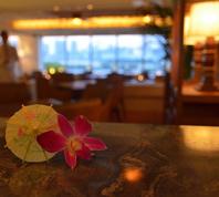 癒しのリゾートレストラン
